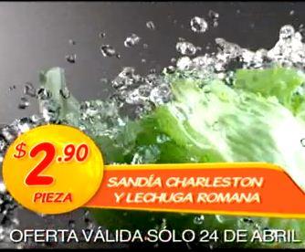 Miércoles de plaza La Comer abril 24: manzana $16.90 y más