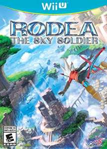 Amazon Mx: Rodea the Sky Soldier - Wii U - 3DS