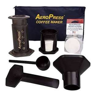 Amazon: Aeropress Cafétera manual de filtro