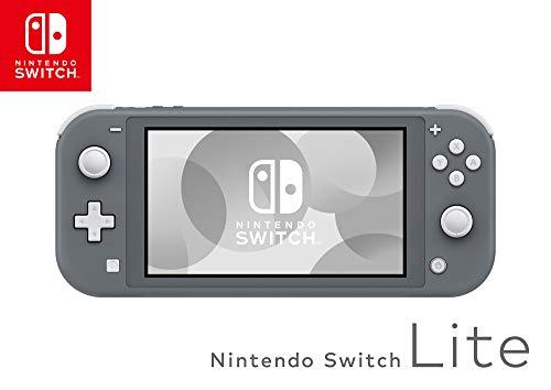 Amazon: Nintendo Switch Lite gris y amariilo (Pagando con Banorte o Amex)