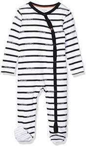 Amazon: Calvin Klein RZ3113 Bodie para Bebé-Niños Todas las tallas de 0 a 24 meses