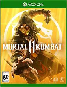 Amazon: Mortal Kombat 11 (xbox y ps4)