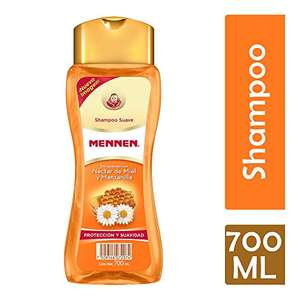Amazon Mx:Shampoo Mennen 700 ml (comprando 4)