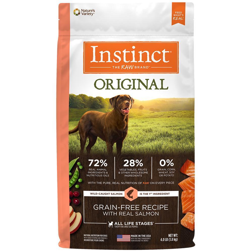 PetnGo: Alimento para Perro Instinct Original