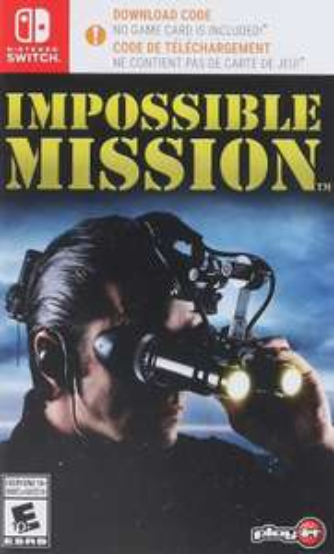 Amazon: Misión imposible Nintendo Switch $199
