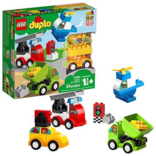 Amazon: LEGO Duplo Mis Primeras Creaciones de Autos