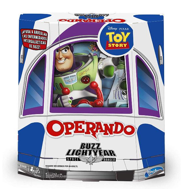 Amazon: Operando Buzz lightyear