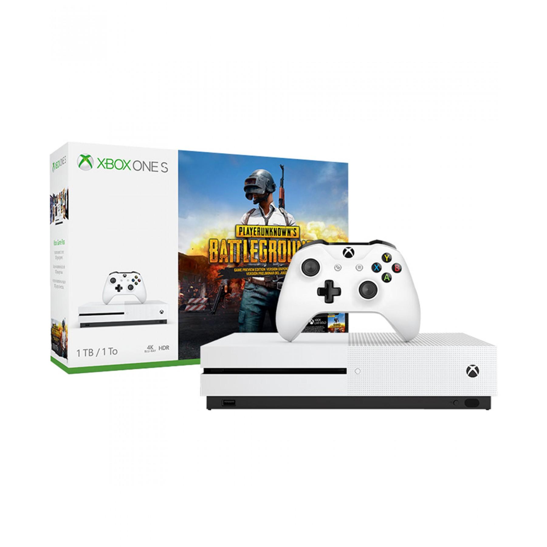 El Palacio de Hierro en línea: Xbox one s 1TB con PUBG