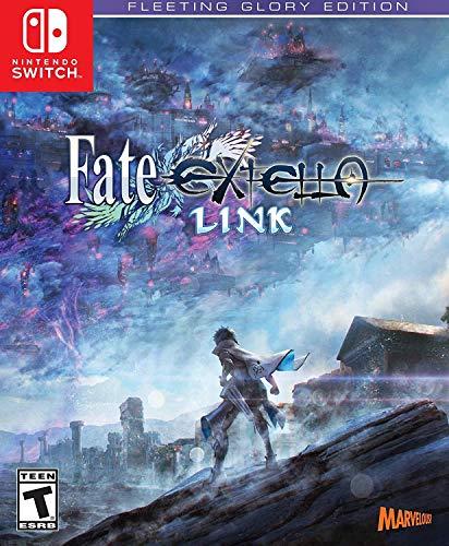 Amazon (Relámpago): Fate/EXTELLA Link - Fleeting Glory Edition - Nintendo Switch