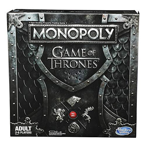Amazon: Monopoly de Juego de Tronos