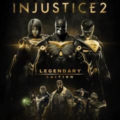 PSN: Injustice™ 2 - Legendary Edition - Digital