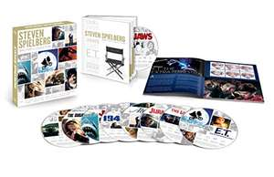 Amazon :Steven Spielberg Director's Collection 8 Blu-ray