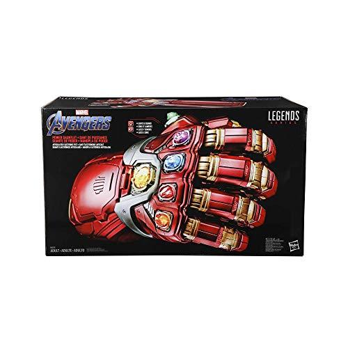 Amazon: Hasbro Marvel Avengers Legends Series - Guante de Poder