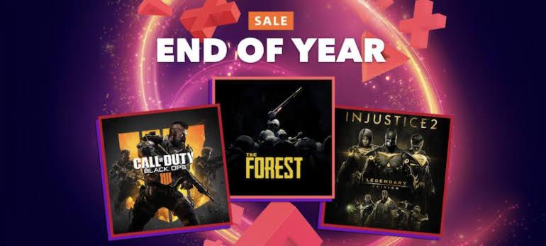 PlayStation Store: Venta de fin de año