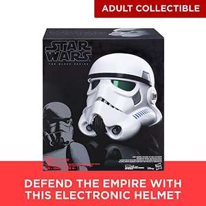Amazon: STAR WARS The Black Series Imperial Stormtrooper Electronic Voice Changer Casco
