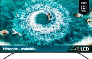 """Costco: Hisense 55"""" H8F 4K Android TV / Dolby Vision / Local Dimming (PayPal + BBVA Wallet a 12MSI)"""