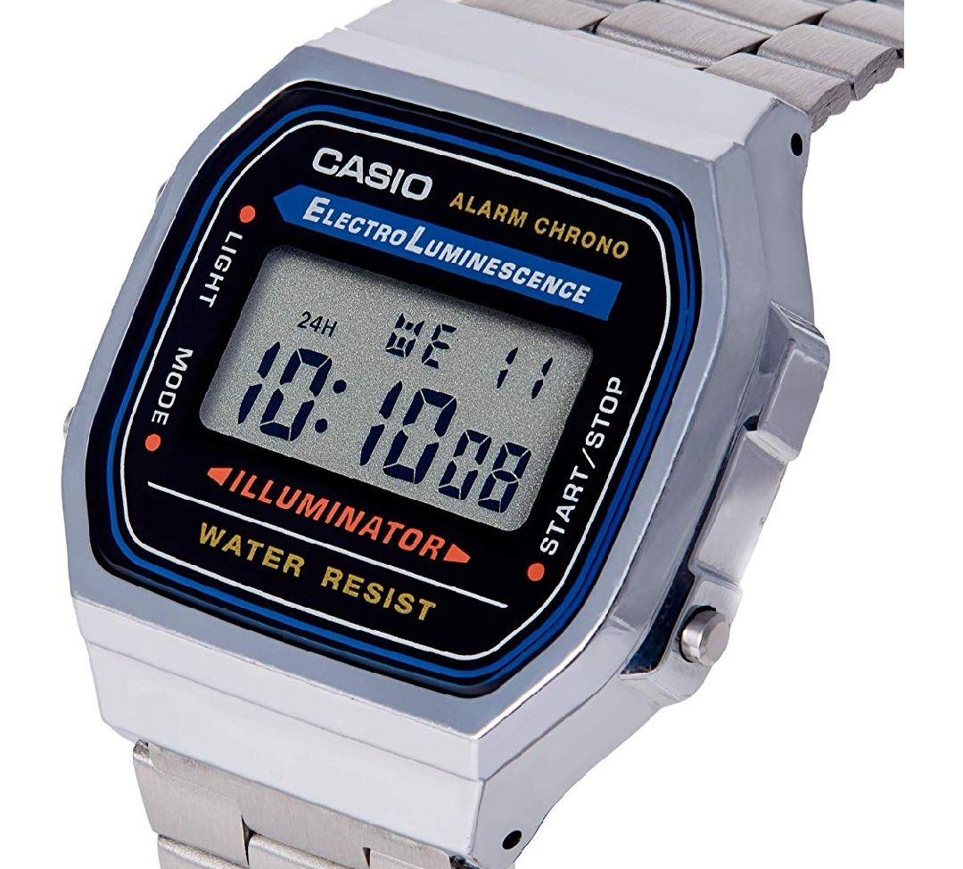 Amazon: Casio A168WA