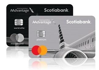 10mil millas extras al pedir tu tarjeta Scotiabank American Airlines
