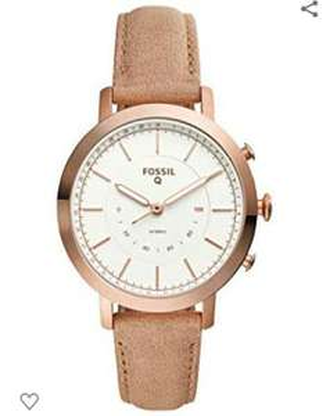 Amazon: Fossil Q Neely Reloj híbrido de mujer