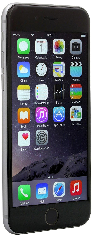 Amazon MX: iPhone 6s Space Gray 64GB a $13,499 con cupón Visa