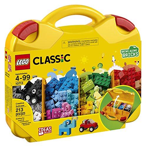 Amazon: LEGO Juego de Construcción Classic Maletín Creativo (10713)