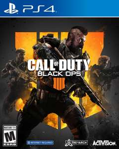 Linio: Call of duty black ops 4 PS4