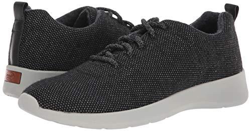 Amazon: Dr. Scholl's Men's Freestep Sneaker, Dark Grey Wool, 8 M US