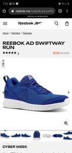 Rebook : Tenis AD Swiftway Run