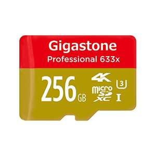 Amazon Mx: Gigastone Micro SD 256 GB U3