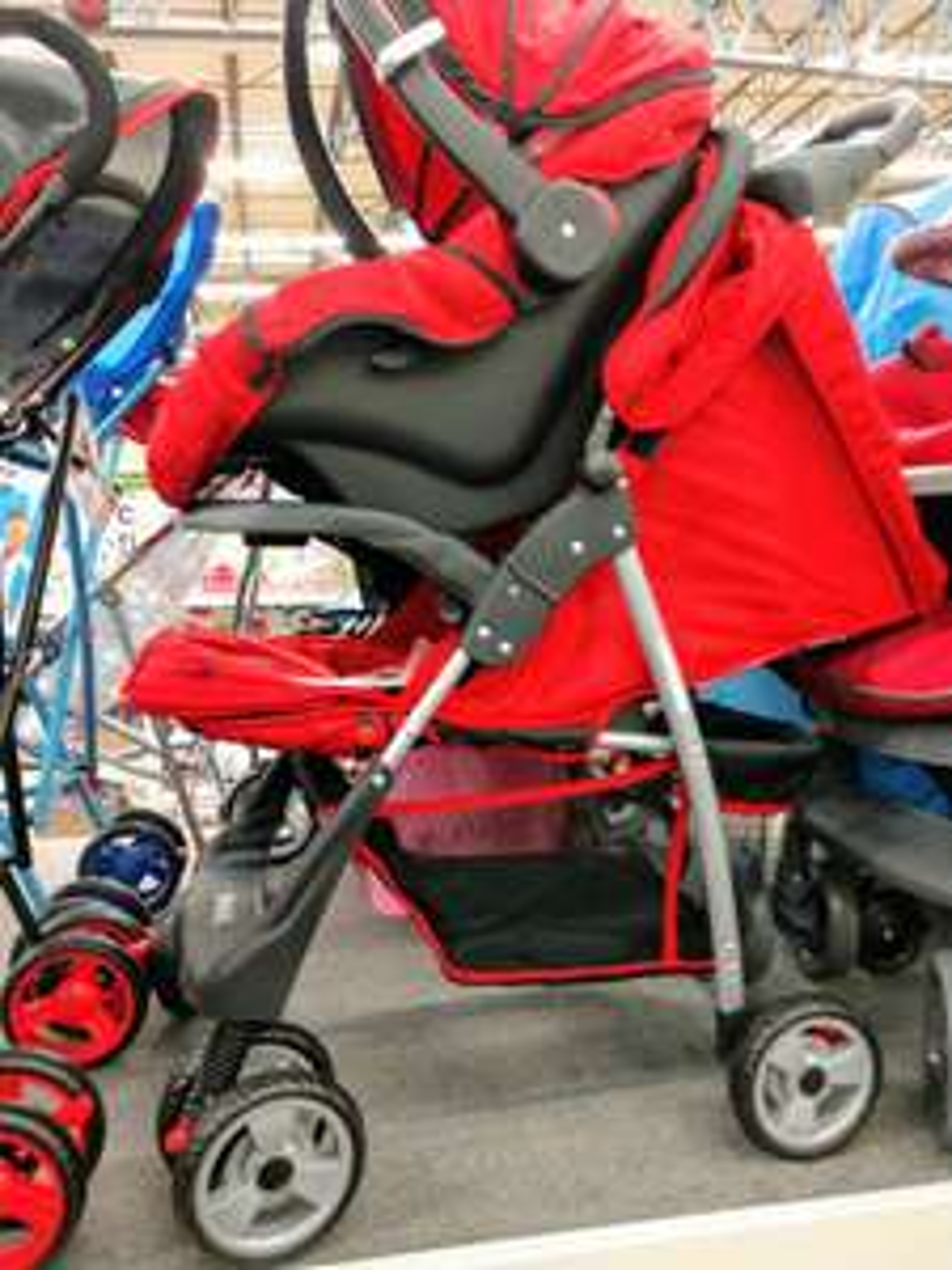 Bodega Aurrera: Carreola Infanti Lenni con silla
