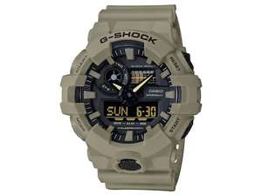 liverpool Reloj para caballero Casio G-Shock GA-700UC-5ACR café claro