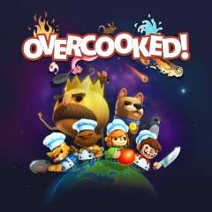 PSN: Overcooked PS4
