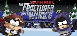 Steam: South Park: The Fractured But Whole (Histórico más bajo)