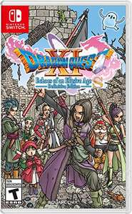 AMAZON Dragon Quest XI S Nintendo Switch