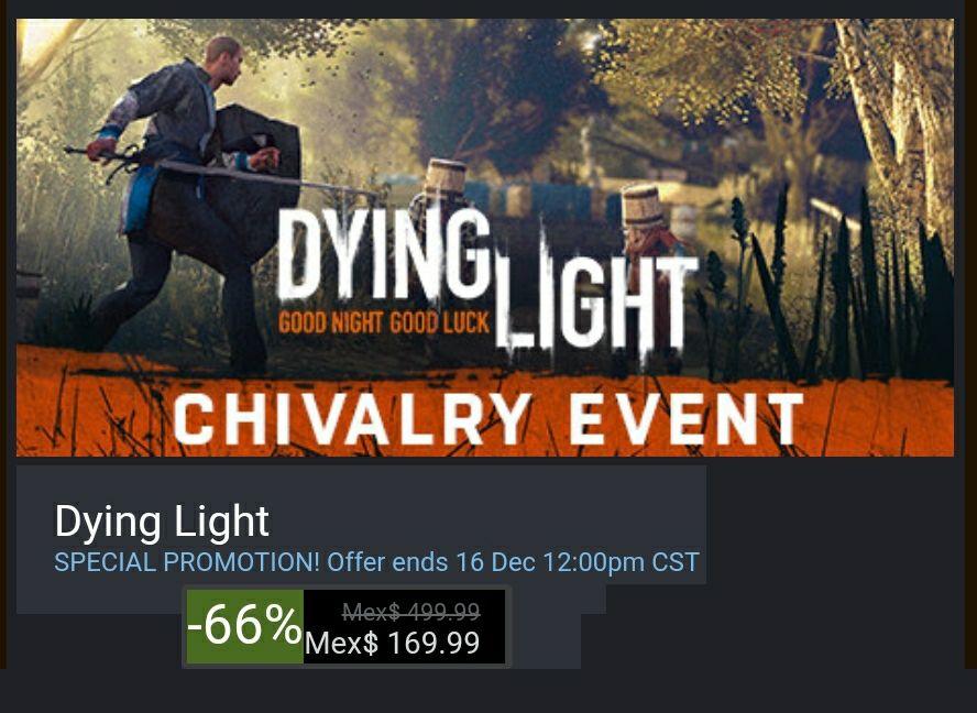 Dying Light para PC en Steam