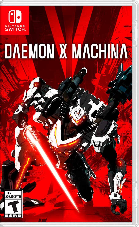 Gameplanet: DAEMON X MACHINA