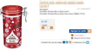 Chedraui Campeche Santa Ana: Kisses 250gr a $1, chocolate Milch a $1, Persil 3 kg + Persil color 2lt a $26