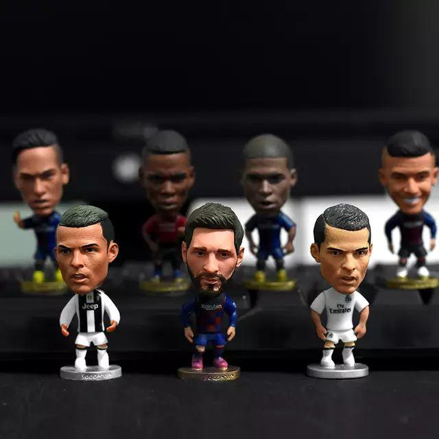 Aliexpress: Futbol Figuras Decoración Auto