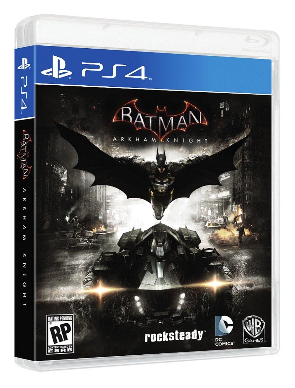 Amazon: Batman Arkham Knight para PS4 Standard Edition a $449
