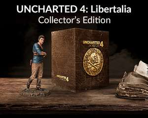 Amazon MX: Uncharted 4 A Thief's End Libertalia (Collector's Edition)