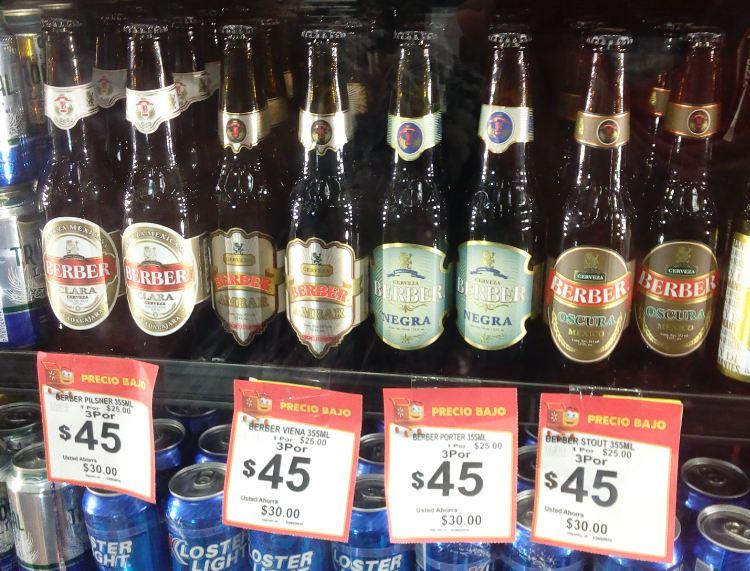 Walmart: Variedad de cervezas Berber 3 x $45