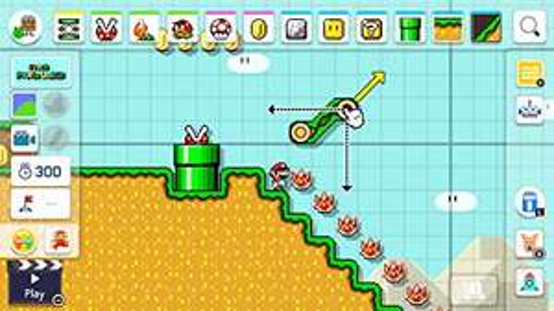 Amazon: Super Mario Maker 2 para Nintendo Switch