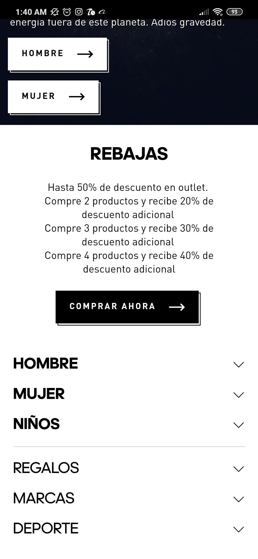 Adidas: 50%,60% o 70% + 40 % adicional comprando 4. Posdata comenten mucho y denle + para llegar por primera vez a los +1000