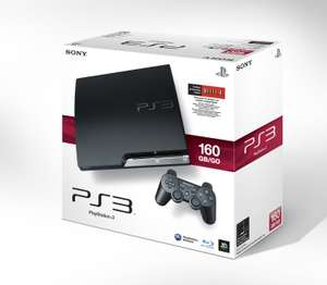 Game Planet:  PlayStation 3 Slim 160Gb y de 120Gb a $2,250