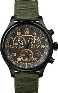 Amazon MX: Timex Expedition Reloj cronógrafo para hombre TW4B12300 (Vendido por Amazon USA)