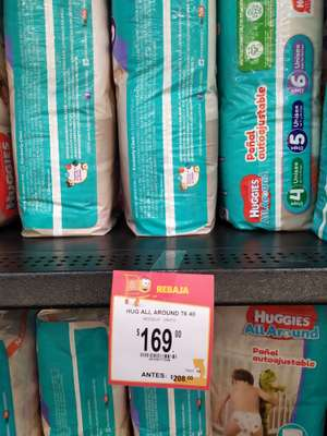 Walmart - Huggies All Around Etapa 6