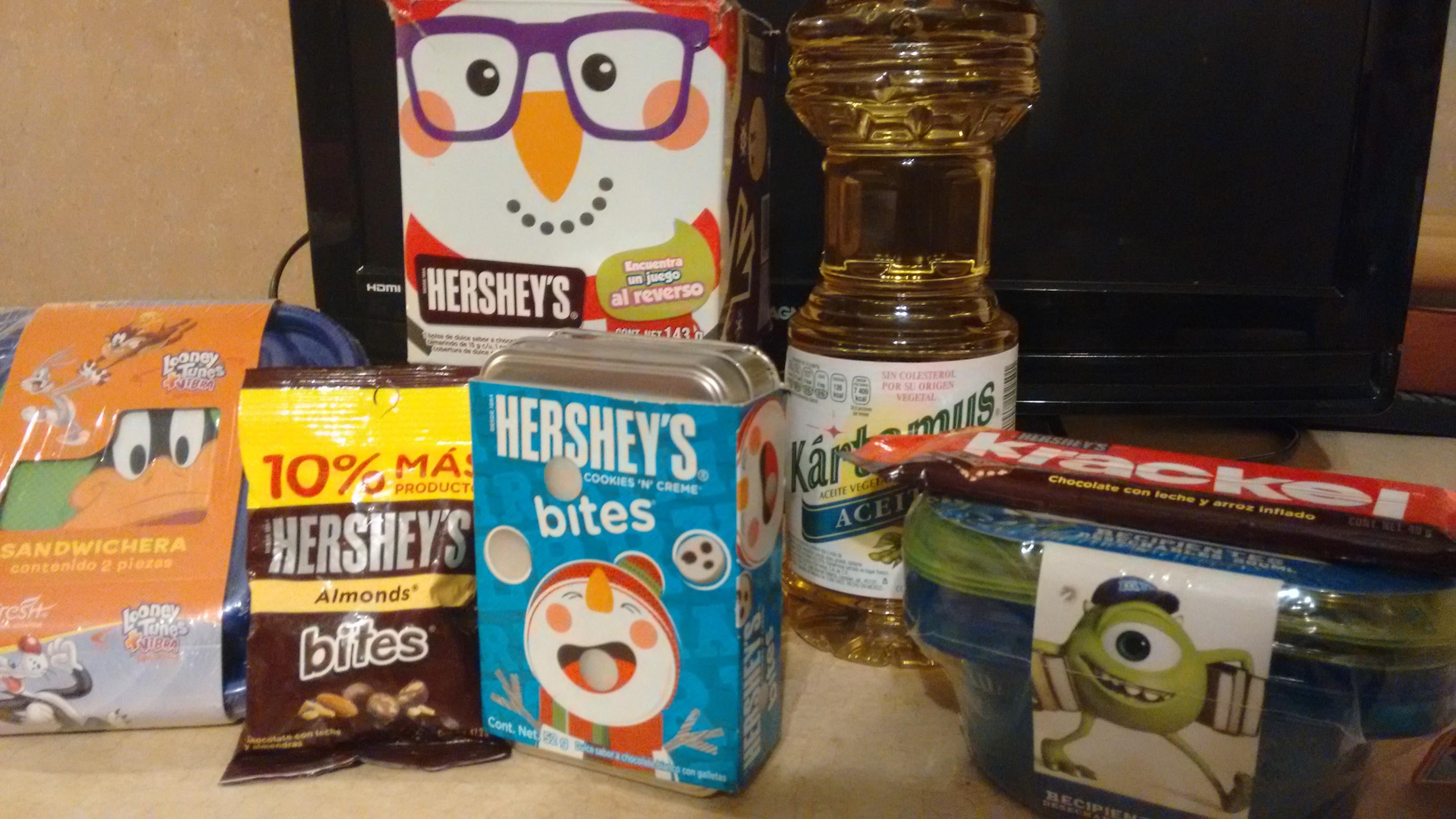 Chedraui Nuevo Laredo: chocolates a $1 peso