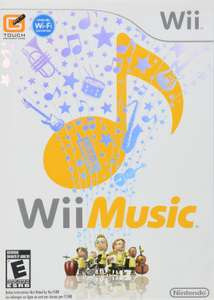 Amazon: Wii Music a $99