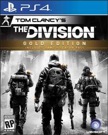 Levelup Store: The Division (Gold Edition) para PS4 y XBOX One a $1,121
