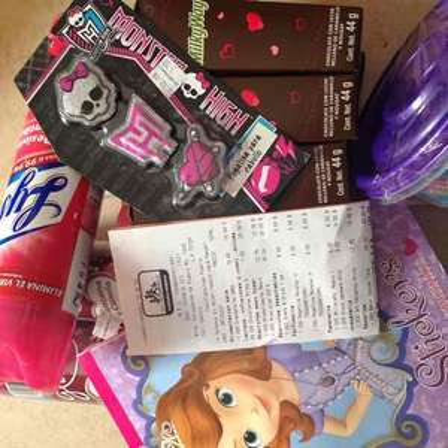 Chedraui: chocolates Milky Way a tan solo $1